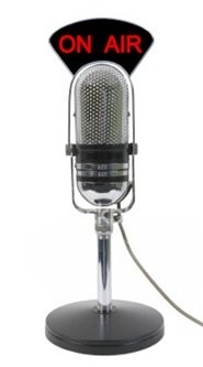 broadcast advertising microphone