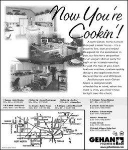 newspaper print advertising